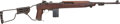 Long Guns:Semiautomatic, U.S.M1A1 Semi-Automatic Paratrooper Carbine by Winchester....(Total: 2 Items)