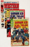 Bronze Age (1970-1979):Western, Mighty Marvel Western Savannah pedigree Group (Marvel, 1968-76) Condition: Average VF/NM.... (Total: 45 Comic Books)