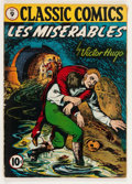 Golden Age (1938-1955):Classics Illustrated, Classic Comics #9 Les Miserables - Edition 1A (Gilberton, 1943)Condition: GD/VG....