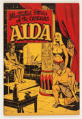 Golden Age (1938-1955):Miscellaneous, Illustrated Stories of the Operas #nn Aida (Baily Publication, 1943) Condition: FN....