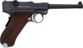Handguns:Semiautomatic Pistol, German DWM Model 1906 American Eagle Luger Semi-Automatic Pistol....