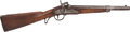Long Guns:Muzzle loading, Mid 19th Century Austrian Fruwith Percussion Saddle RingCarbine....