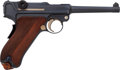 Handguns:Semiautomatic Pistol, German DWM Model 1906 Commercial Luger Semi-Automatic Pistol. ...