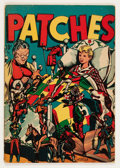 Golden Age (1938-1955):Miscellaneous, Patches #1 (Rural Home, 1945) Condition: VG/FN....