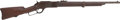 Long Guns:Lever Action, Winchester Model 1876 Third Model Carbine with Musket-Style Stock....