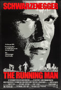 """Movie Posters:Action, The Running Man (Tri-Star, 1987). One Sheets (2) (27"""" X 41""""). Action.. ... (Total: 2 Items)"""