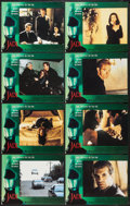 "Movie Posters:Crime, Jade (Paramount, 1995). Lobby Card Set of 8 (11"" X 14""). Crime.. ... (Total: 8 Items)"