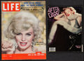 Movie Posters:Miscellaneous, Marilyn Monroe Magazine Cover Lot (Life, 20 April 1959 and After Dark, September 1981). Magazines (2) (Multiple Pages, 8.25'... (Total: 2 Items)