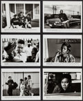 "Movie Posters:Black Films, Boyz N the Hood (Columbia, 1991). Photos (11) (8"" X 10""). BlackFilms.. ... (Total: 11 Items)"
