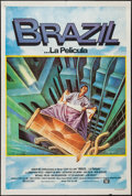 """Movie Posters:Fantasy, Brazil (1985) (20th Century Fox, 1985). Argentinean Poster (29"""" X43"""") Bed Style. Fantasy.. ..."""