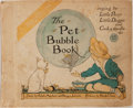 Books:Children's Books, [Children's Books and Records, 1919] Ralph Mayhew and BurgesJohnson. The Pet Sixth Bubble Book. New York: Harpe...