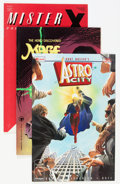 Modern Age (1980-Present):Miscellaneous, Miscellaneous Modern Age Alternative Press Comics Long Box Group (Various Publishers, 1980s-2000s) Condition: Average FN....