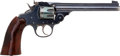 Handguns:Double Action Revolver, Iver Johnson Supershot Sealed Eight Double Action Revolver....
