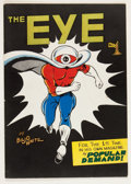 Silver Age (1956-1969):Alternative/Underground, The Eye #1 (White House of Comics, 1965) Condition: FN+....