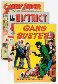 Four Color Group (Dell, 1940-43).... (Total: 4 Comic Books)
