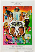 "Movie Posters:Blaxploitation, Come Back Charleston Blue (Warner Brothers, 1972). One Sheet (27"" X41"") Style B. Blaxploitation.. ..."