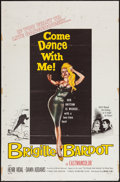 """Movie Posters:Mystery, Come Dance With Me! (Kingsley International, 1959). One Sheet (27""""X 41""""). Mystery.. ..."""