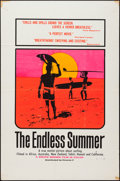 "Movie Posters:Sports, The Endless Summer (Cinema 5, 1966). One Sheet (27"" X 41"") Day-GloSilk-Screen Style. Sports.. ..."