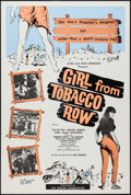 "Movie Posters:Exploitation, Girl from Tobacco Row (Ormond, 1966). One Sheet (27"" X 41"").Exploitation.. ..."