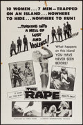 "Movie Posters:Adventure, Amok (Zenith International, 1965). One Sheet (27"" X 41"").Adventure. Also Known As: The Rape.. ..."