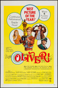 "Movie Posters:Academy Award Winners, Oliver! (Columbia, 1968). One Sheet (27"" X 41""). Academy Award Winners.. ..."