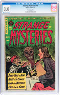 Golden Age (1938-1955):Horror, Strange Mysteries #18 (Superior, 1954) CGC GD/VG 3.0 Off-whitepages....