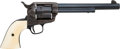 Handguns:Single Action Revolver, Colt Frontier Six Shooter Single Action Revolver....