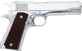 Handguns:Semiautomatic Pistol, Colt Government Model Semi-Automatic Pistol....