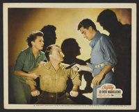 """13 Rue Madeleine (20th Century Fox, 1947). Lobby Card (11"""" X 14""""). Action Drama. Directed by Henry Hathaway. S..."""