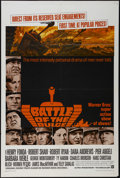 "Movie Posters:War, Battle of the Bulge (Warner Brothers, 1966). One Sheet (27"" X 41"").War. Directed by Ken Annakin. Starring Henry Fonda, Robe..."