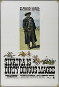 """Movie Posters:Western, Dirty Dingus Magee (MGM, 1970). One Sheet (27"""" X 41""""). Western Comedy. Directed by Burt Kennedy. Starring Frank Sinatra, Geo..."""