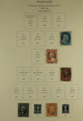Stamps: , U.S. Quality Used Collection, 1851 onwards