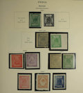 Stamps: , Indian Feudatory States, Outstanding Collection