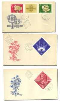 Worldwide, First Day Covers & Postal History Accumulation