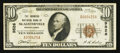 National Bank Notes:Pennsylvania, McAlisterville, PA - $10 1929 Ty. 1 The Farmers NB Ch. # 9526. ...