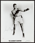 "Movie Posters:Sports, Jack Dempsey (Big Fights, 1968). Photo (8"" X 10""). Sports.. ..."