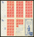 Miscellaneous:Other, United States Savings Stamp Albums and More.. ... (Total: 15 items)
