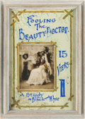 Memorabilia:Poster, Fooling the Beauty Doctor Penny Arcade Poster (c. 1900s)....