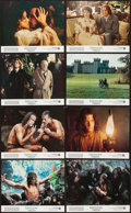 "Movie Posters:Adventure, Greystoke: The Legend of Tarzan, Lord of the Apes (Warner Brothers,1983). Mini Lobby Cards (10) (8"" X 10"") & Spanish Lobby ...(Total: 21 Items)"