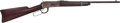 Long Guns:Lever Action, Rare Half Magazine Winchester Model 1894 Lever Action Carbine....