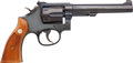 Handguns:Double Action Revolver, Smith & Wesson Model 17-4 Double Action Revolver....