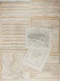 "Books:Maps & Atlases, Lot of 25 19th Century Maps of North America. All examplesapproximately 13.5"" x 16"", most published by Baldwin & Cradock,L..."