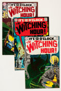 Silver Age (1956-1969):Horror, The Witching Hour Group (DC, 1969-78) Condition: Average VF....(Total: 34 Comic Books)