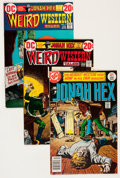 Bronze Age (1970-1979):Western, Jonah Hex Group (DC, 1973-78) Condition: Average FN+.... (Total: 18 Comic Books)