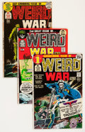 Bronze Age (1970-1979):War, Weird War Tales Group (DC, 1971-79) Condition: Average FN/VF.... (Total: 16 Comic Books)