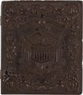 Photography:Daguerreotypes, Sixth Plate Thermoplastic Photo Case....