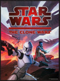 """Movie Posters:Animation, Star Wars: The Clone Wars (Star Wars Fan Club, 2009). Fan Club Kit (12.5"""" X 9.5""""). Animation.. ..."""