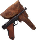 Handguns:Semiautomatic Pistol, Swiss 1929 Luger Semi-Automatic Pistol with Holster....