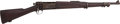 Long Guns:Bolt Action, U.S. Springfield Krag Model 1898 Modified Short Rifle....