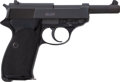 Handguns:Semiautomatic Pistol, Boxed Walther P4 Semi-Automatic Pistol with Holster....